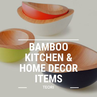 japanese bamboo kitchen and home decor items teori